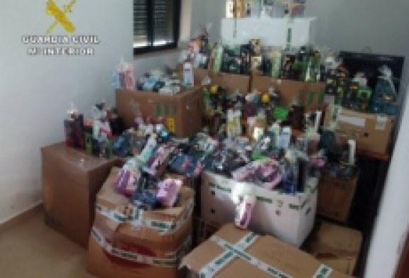 Dos personas imputadas por comerciar con productos donados a una ONG