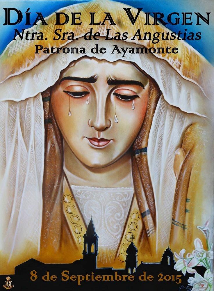 Presentada la revista y el Cartel de la Hermandad de las Angustias para el día de la patrona