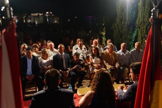 CASTRO MARIM ASUME LA PRESIDENCIA DE LA EUROCIUDAD DEL GUADIANA CON LA MIRADA PUESTA EN LA APERTURA DE LOS PROYECTOS DE COOPERACIÓN