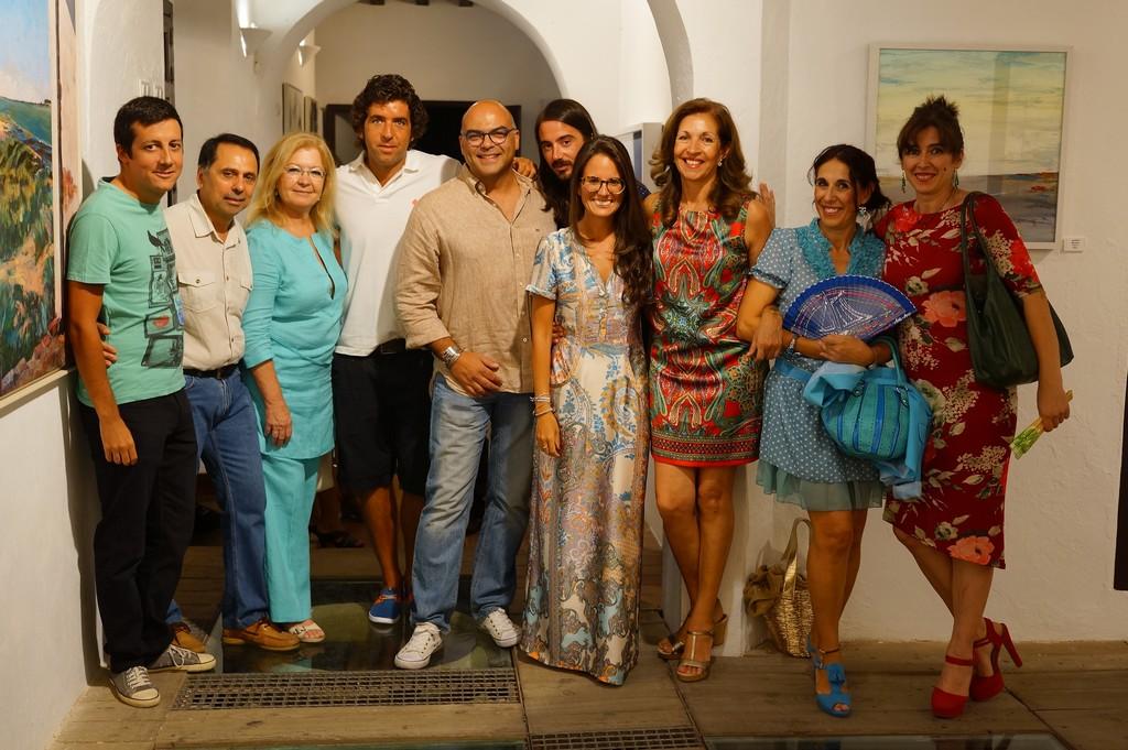 """LA EXPOSICIÓN """"AYAMONTE Y SU LUZ"""", HASTA FIN DE AGOSTO EN LA CASA GRANDE"""