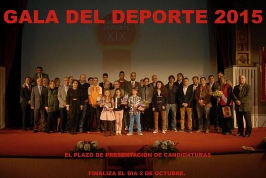 XX GALA LOCAL DEL DEPORTE