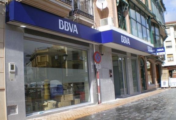 El BBVA reclama a una anciana de Ayamonte 167.000 euros por una deuda de su exmarido