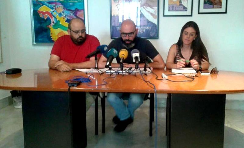 IZQUIERDA UNIDA VUELVE A DENUNCIAR LA PÉRDIDA DE PALMERAS EN EL CASCO ANTIGUO DE AYAMONTE