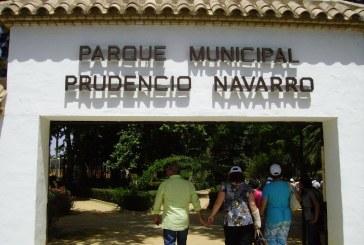 Petición de firmas por el cierre del Parque Prudencio Navarro