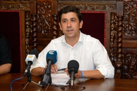 EL ALCALDE DE AYAMONTE VIAJARÁ A MADRID LA PRÓXIMA SEMANA, DONDE VISITARÁ VARIOS MINISTERIOS