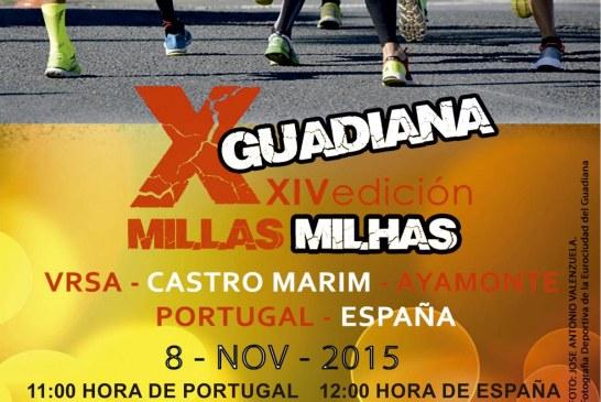 X MILLAS DEL GUADIANA DE ATLETISMO