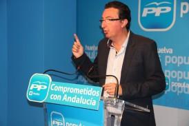 """El PP lamenta que la Junta ponga al frente de Economía """"al exalcalde que arruinó Ayamonte"""""""
