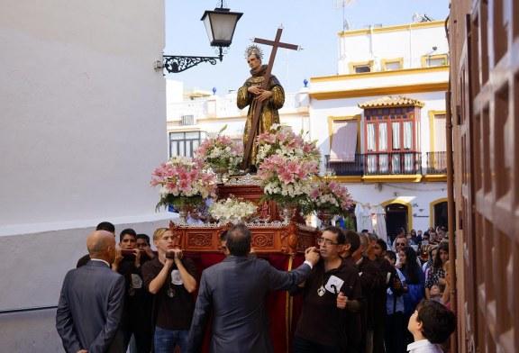 AYAMONTE VIVIÓ LA JORNADA FESTIVA DE SAN DIEGO DE ALCALÁ, PATRÓN DE LA CIUDAD