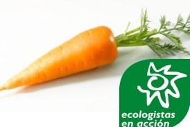 La AE Ojo con el Guadiana- Ecologistas en Acción de Ayamonte ha concedido su Zanahoria Vitaminada 2018 a GIAHSA