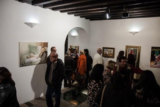 """LA CASA GRANDE DE AYAMONTE ACOGE LA EXPOSICIÓN """"PINTURA DE MUJERES"""""""