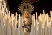 LA HERMANDAD DE JESÚS CAÍDO PRESIDIÓ EL JUEVES SANTO EN AYAMONTE