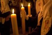 LA HERMANDAD DE LA BUENA MUERTE RECORRIÓ EN PROCESIÓN LAS CALLES DE AYAMONTE