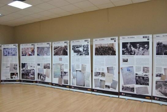 Exposición de paneles TODOSLOSNOMBRES