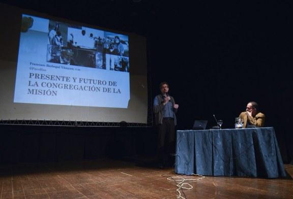 FRANCISCO BERBEGAL HABLÓ EN LA CASA GRANDE DE AYAMONTE DEL PRESENTE Y EL FUTURO DE LA CONGREGACIÓN DE LA MISIÓN