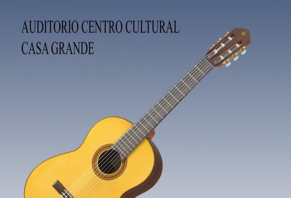 Concierto de guitarra clásica