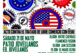 Recuperemos Ayamonte organiza un acto contra el TIPP