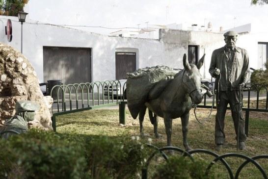 EL MONUMENTO A LOS CALEROS, TRAS SU RESTAURACIÓN, VUELVE A OCUPAR SU LUGAR EN AYAMONTE