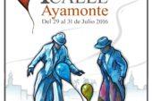 AYAMONTE ACOGE ESTE FIN DE SEMANA EL I FESTIVAL DE ANIMACIÓN Y TEATRO DE CALLE