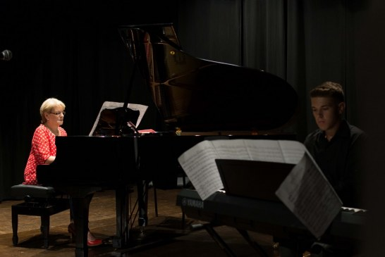 RECITAL DE PIANO EN LA CASA GRANDE