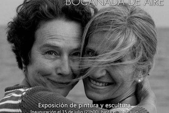 LA CASA GRANDE DE AYAMONTE ACOGERÁ UNA EXPOSICIÓN DE BELI CONCEPCIÓN E ISABEL ANDRADE