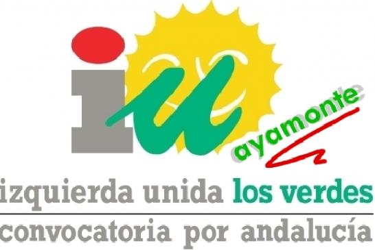Izquierda Unida reclama del Ayuntamiento un Plan de Asfaltado y Adoquinado para la Ciudad de Ayamonte