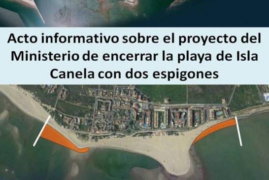 Acto informativo de Ecologistas en Acción de Ayamonte