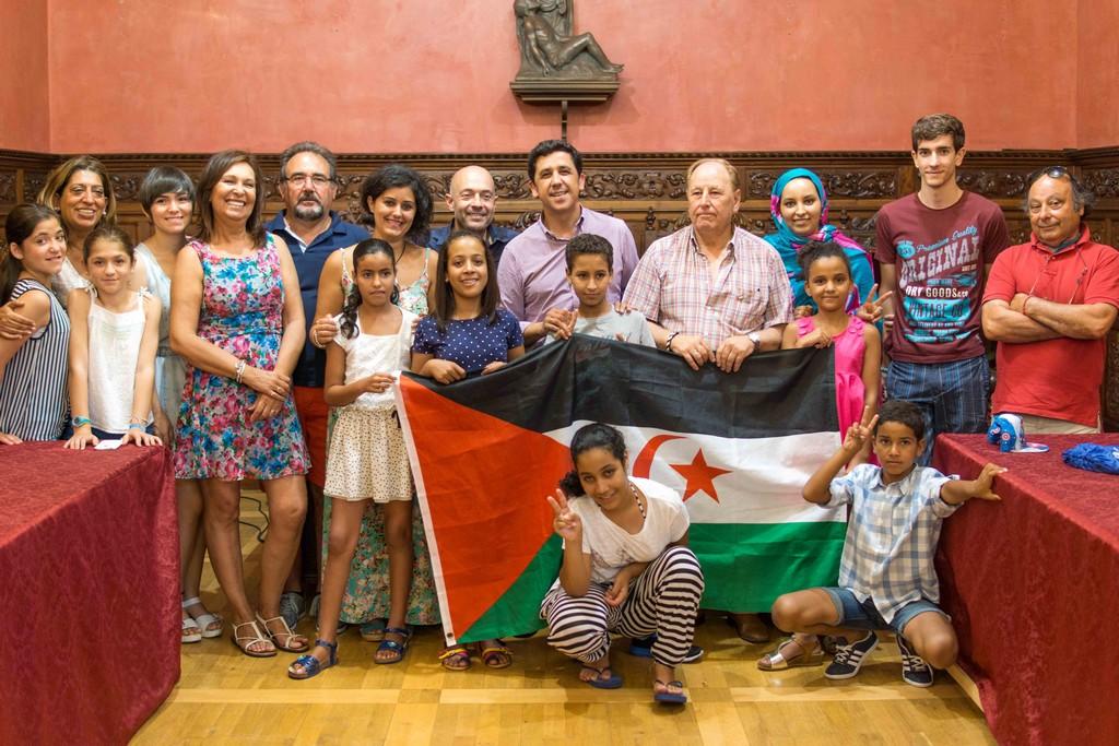 EL AYUNTAMIENTO DE AYAMONTE INCLUIRÁ EN SUS PRESUPUESTOS MUNICIPALES AYUDAS AL PUEBLO SAHARAUI