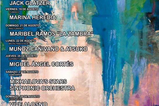 32 FESTIVAL INTERNACIONAL DE MÚSICA CIUDAD DE AYAMONTE