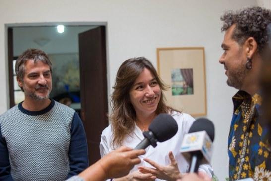 """LOLA DUEÑAS, INVITADA DE HONOR DE LA MUESTRA DE CINE """"FRONTEIRAS"""" QUE SE CELEBRA EN AYAMONTE"""