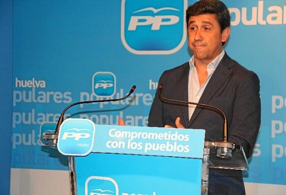 Nota de prensa del Partido Popular en Ayamonte