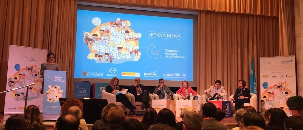 """AYAMONTE RECOGE HOY DE UNICEF INTERNACIONAL UN GALARDÓN POR SU PROYECTO """"HABILIDADES DE VIDA"""""""
