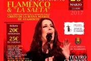 """25 MARZO ARGENTINA EN CONCIERTO, FLAMENCO & """"LA SAETA"""" EN AYAMONTE"""