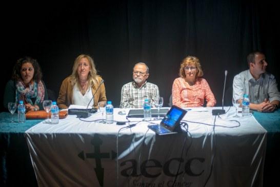 LA AECC DE AYAMONTE OFRECIÓ UNA CHARLA SOBRE LA PREVENCIÓN DEL CÁNCER