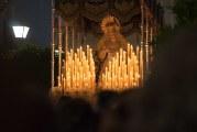 EL ALCALDE DE AYAMONTE DIO ESTE MIÉRCOLES EL PRIMER GOLPE DE MARTILLO EN EL PASO DE JESÚS DE LA PASIÓN