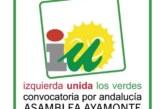 NOTA DE IZQUIERDA UNIDA AYAMONTE