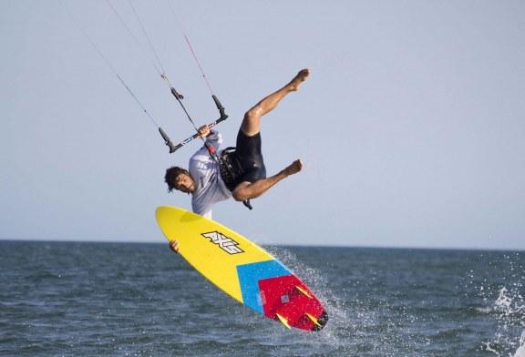 EXITO DE LA COPA DE ESPAÑA DE KITE SURF CELEBRADA EN ISLA CANELA