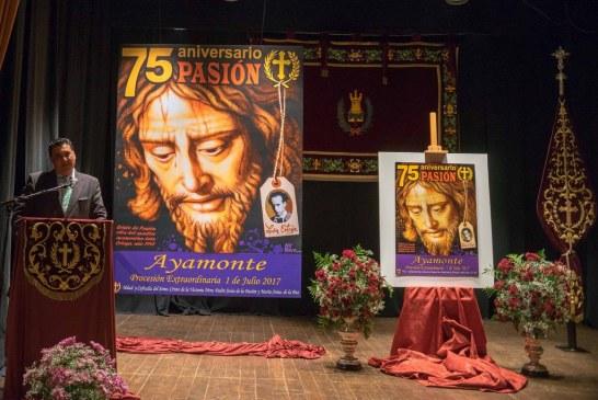 NUESTRO PADRE JESÚS DE LA PASIÓN DE AYAMONTE SALDRÁ EN PROCESIÓN EXTRAORDINARIA EL PRÓXIMO UNO DE JULIO