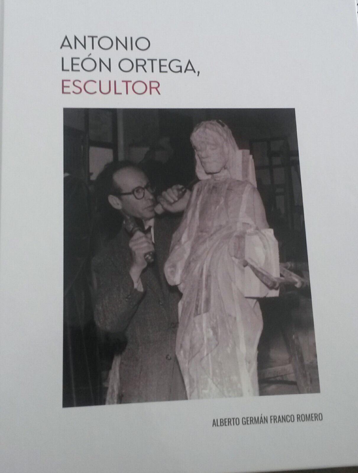 LA OBRA DE GERMÁN FRANCO SOBRE LEÓN ORTEGA SE PRESENTARÁ PRÓXIMAMENTE EN AYAMONTE