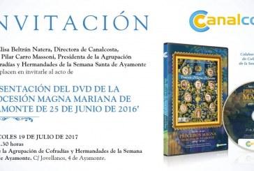 Presentación DVD de la Procesión Magna Mariana
