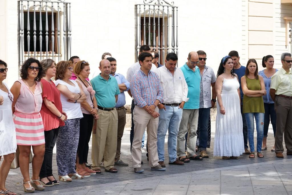 AYAMONTE SE SUMA AL RECUERDO DE MIGUEL ÁNGEL BLANCO