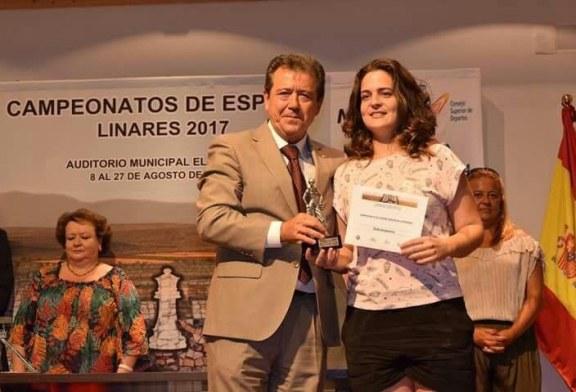 LA AYAMONTINA MARIELA PERERA BORREGO CONQUISTA EL SUBCAMPEONATO DE ESPAÑA DE AJEDREZ ABSOLUTO