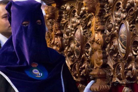 EL JUEVES SANTO AYAMONTINO PRESENTE EN UNA EXPOSICIÓN NACIONAL DE SEMANA SANTA