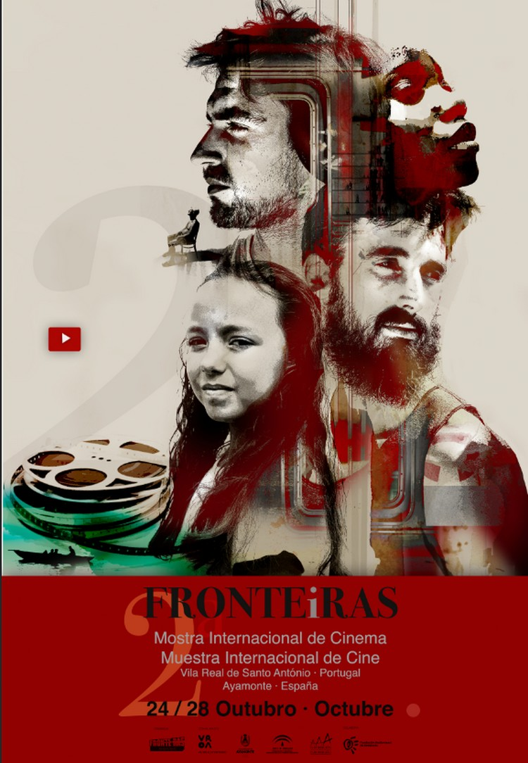 "II Muestra Internacional de Cine ""Fronteiras"""