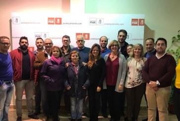 NUEVA EJECUTIVA LOCAL PSOE AYAMONTE