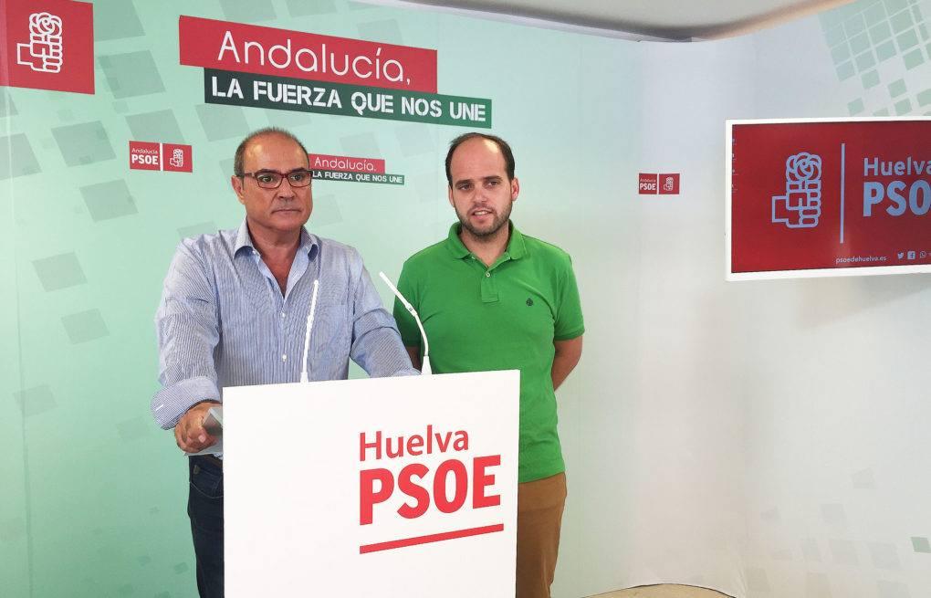 NOTA PSOE: EL PSOE DE AYAMONTE ACUSA AL EQUIPO DE GOBIERNO DE LLEVAR DOS AÑOS Y MEDIO DORMITANDO