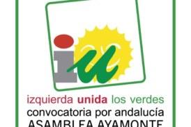Nota de prensa de IU Ayamonte