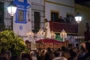 LUNES SANTO DONDE CAUTIVO, BUENA MUERTE Y ROSARIO LLENAN DE FE LAS CALLES DE AYAMONTE