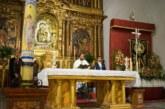LA HERMANDAD DEL ROCÍO DE AYAMONTE CELEBRA  SOLEMNE TRIDUO EN HONOR DE LA BLANCA PALOMA