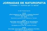 JORNADAS DE NATUROPATÍA EN AYAMONTE