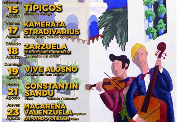 34 FESTIVAL INTERNACIONAL DE MÚSICA CIUDAD DE AYAMONTE